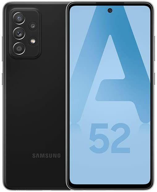 """Smartphone 6.5"""" Samsung Galaxy A52 5G - 128 Go (via ODR de 50€)"""