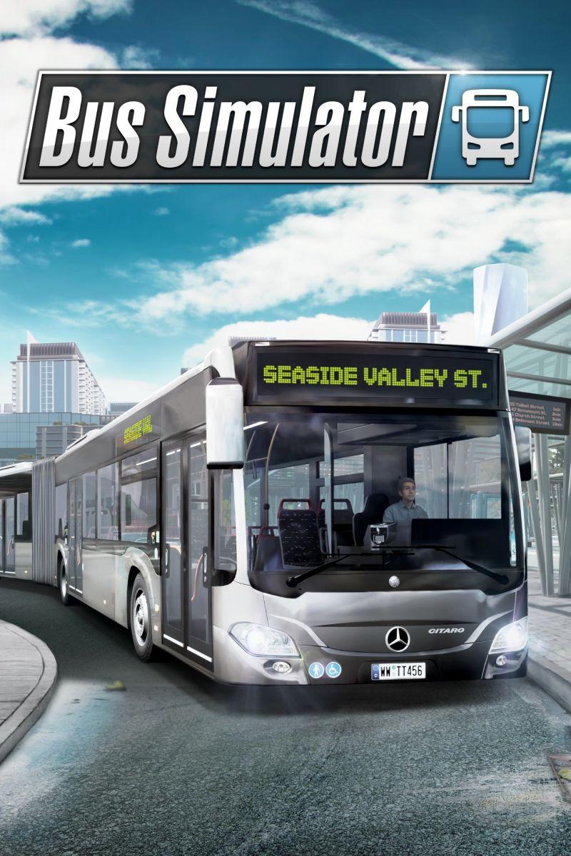 Bus Simulator 18 sur PC (Dématérialisé)