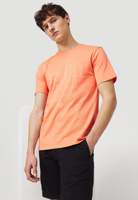 T-shirt O'Neill - Orange, Tailles XS à XXL (vendeur tiers)