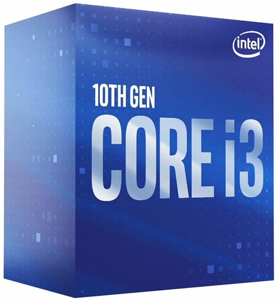 Processeur Intel Core i3-10100F - 3,6GHz (vendeur tiers)
