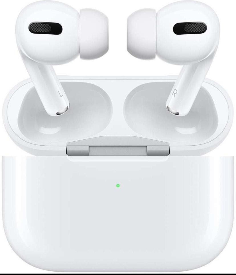 Écouteurs intra-auriculaires sans-fil Apple AirPods Pro (+42€ en Rakuten Points - 194.99€ via RAKUTEN15 - Vendeur Boulanger)