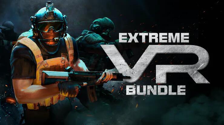 Extreme VR Bundle : Proze: Enlightenment + A-Tech Cybernetic à partir de 0.99€ sur PC (Dématérialisés - Steam)