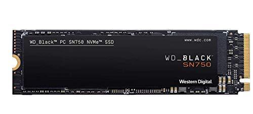 SSD interne M.2 NVMe Western Digital SN750 (TLC 3D, DRAM) - 1 To