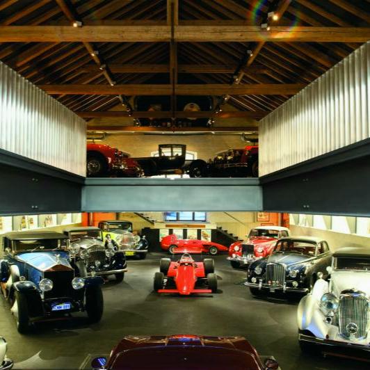 Entrée gratuite dans une sélection de Musées - Ex : Entrée gratuite au Musée de l'Automobile (Frontaliers Suisse)