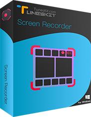"""Logiciel TunesKit Screen Recorder """"Gratuit a vie sur Windows"""" (Dématérialisé)"""
