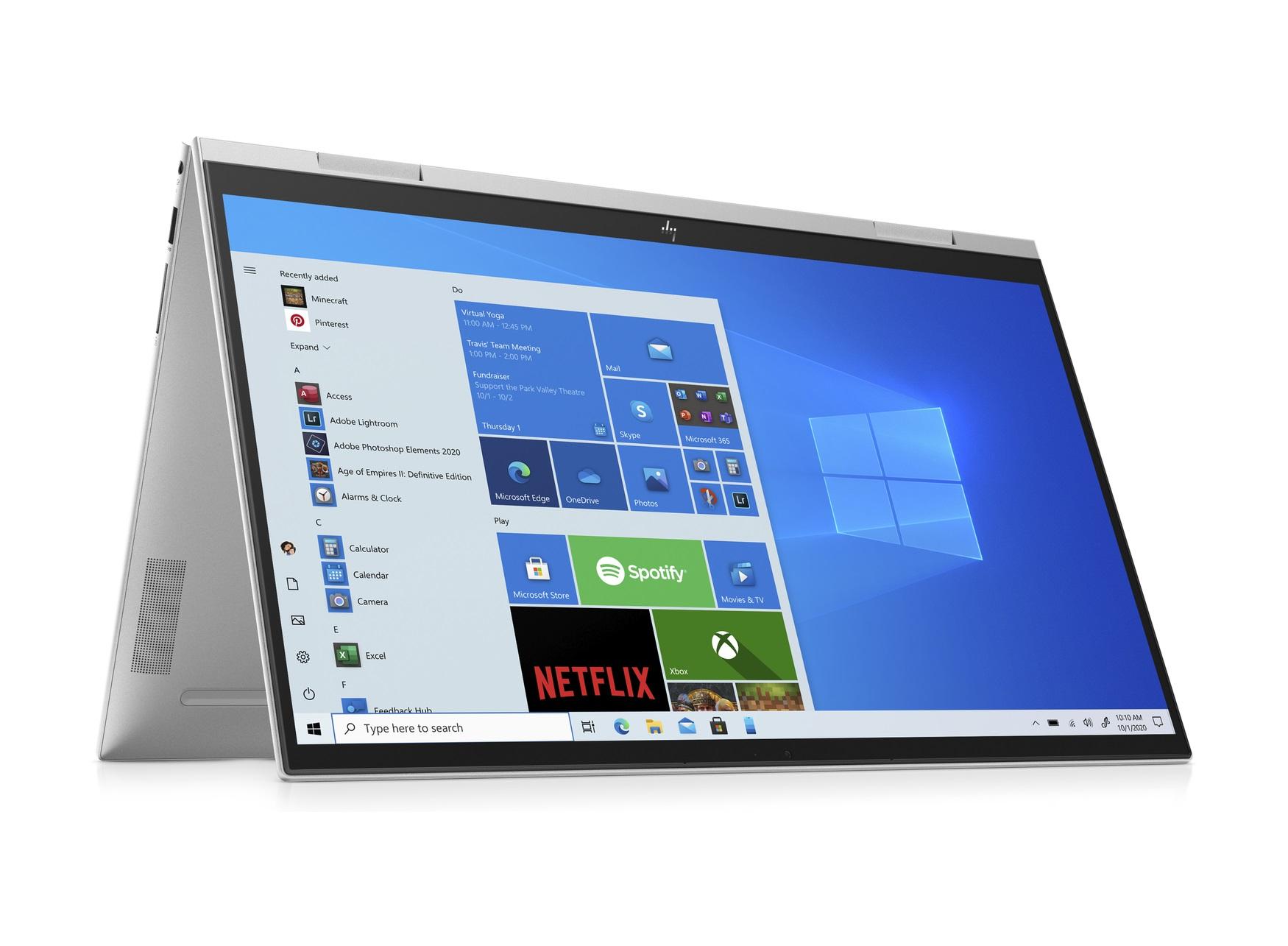 "PC Portable 15.6"" HP envy 15 - i7-1165G7, 16 Go de Ram, 1 To SSD, GeForce MX450"