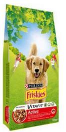 Croquettes pour chien Friskies  - 10 Kg  (3.15€ sur la carte + C-Wallet)