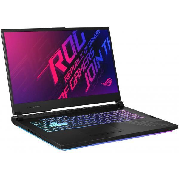 "PC portable 17.3"" Asus Rog Strix G17 G712LW EV010 - i7-10750H, 16 Go RAM, SSD 512 Go, RTX 2070, Sans OS"