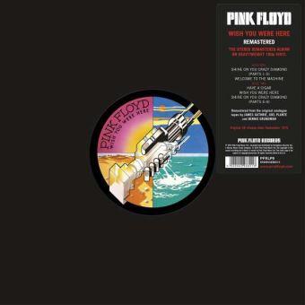 Vinyle Pink Floyd - Wish you were here