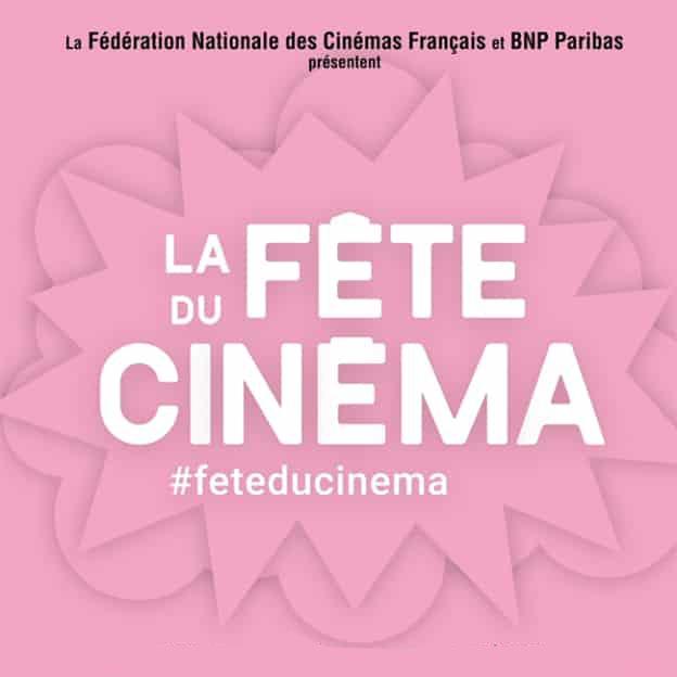 Fête du Cinéma 2021 : Place de cinéma à 4€ du 30 Juin au 4 Juillet