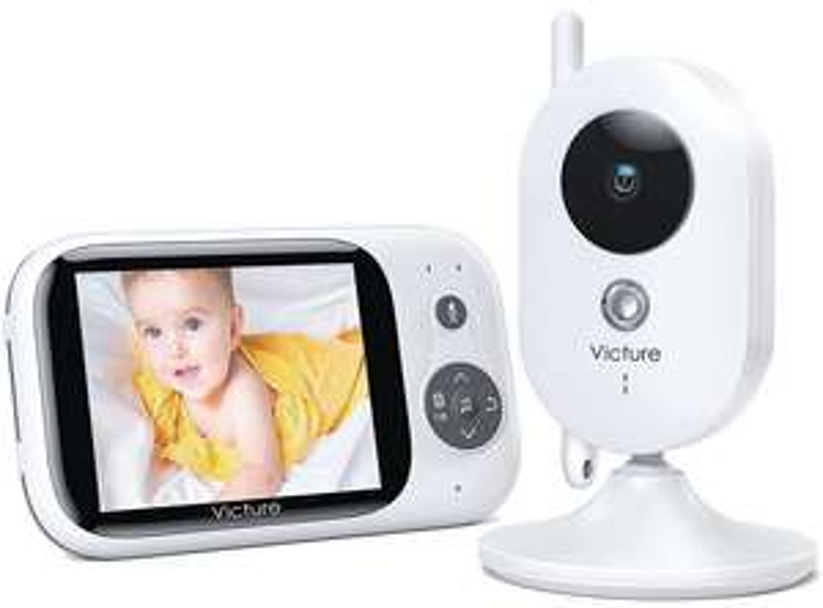 "Babyphone Caméra Victure BM32 - Ecran 3.2"" (Vendeur tiers)"