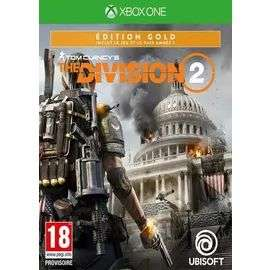 Tom Clancy's The Division 2 : Edition Gold