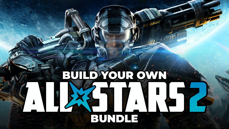 Build Your Own All Stars 2 Bundle: 1 jeu PC pour 1€, 5 pour 2.99€ et 10 pour 4.99€ parmi une sélection (Dématérialisé - Steam)