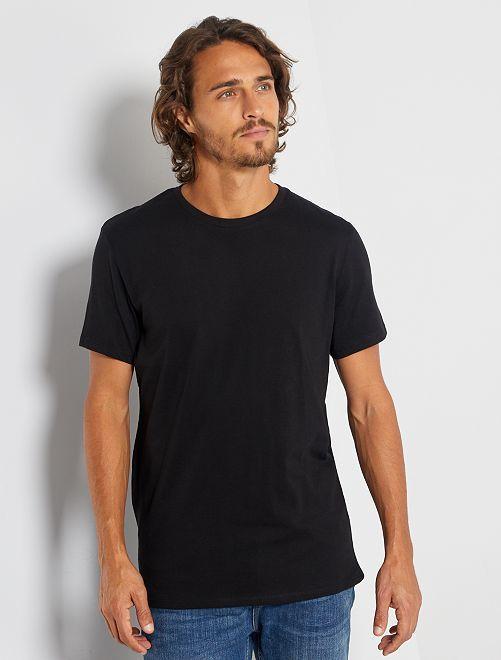 T-shirt col rond kiabi - Taille au choix
