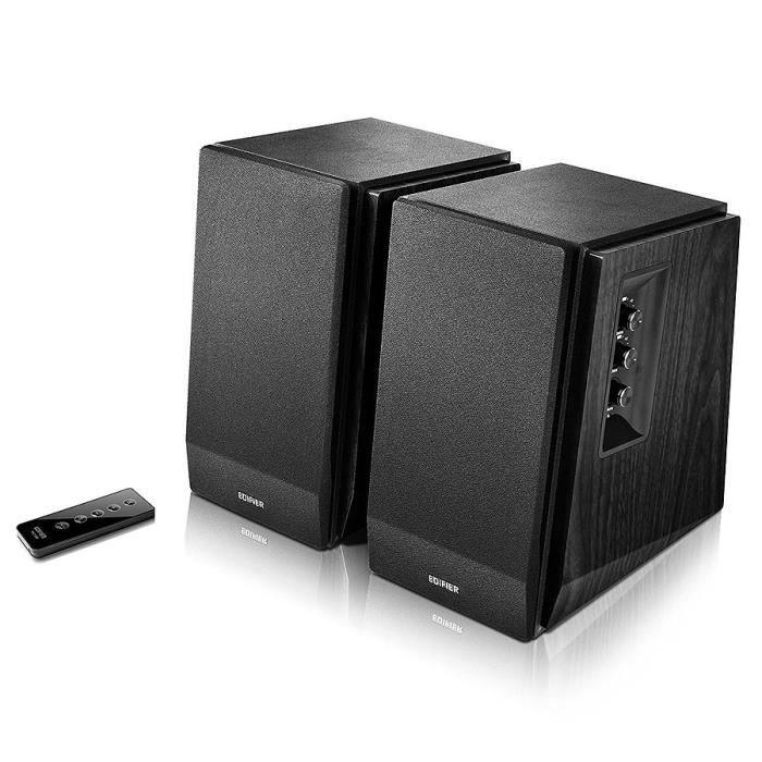 Paire d'enceintes active Edifier R1700BT avec télécommande - Bluetooth (Vendeur Tiers)