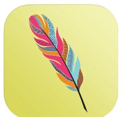 Sélection d'applications gratuites sur iOS - Ex: Tahrir App - Texte sur l'image
