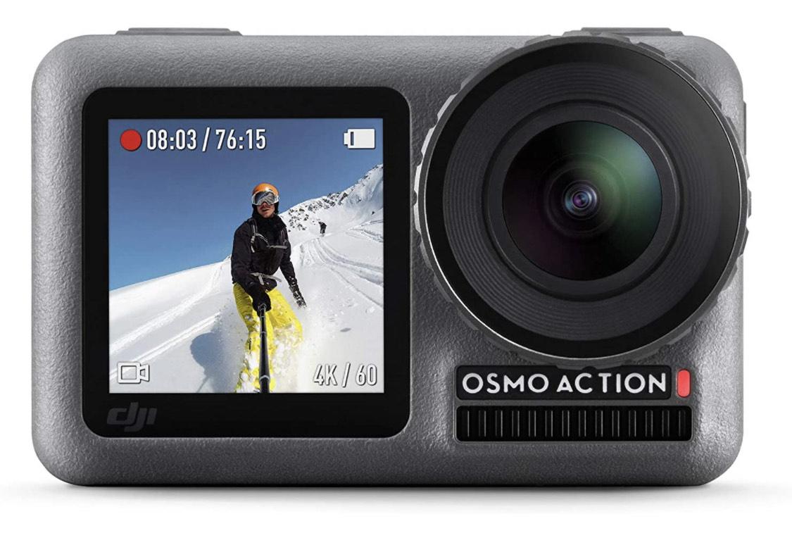 Caméra sportive DJI Osmo Action