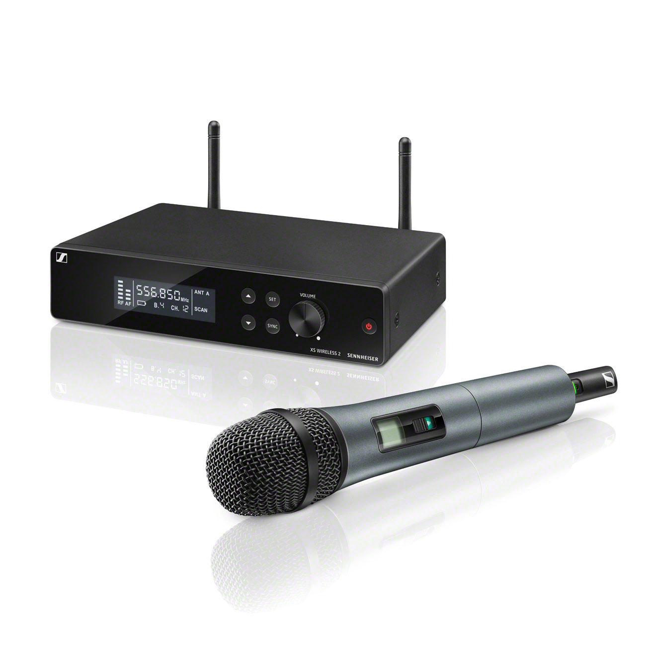 Microphone de chant sans-fil Sennheiser XSW 2-835 A-band