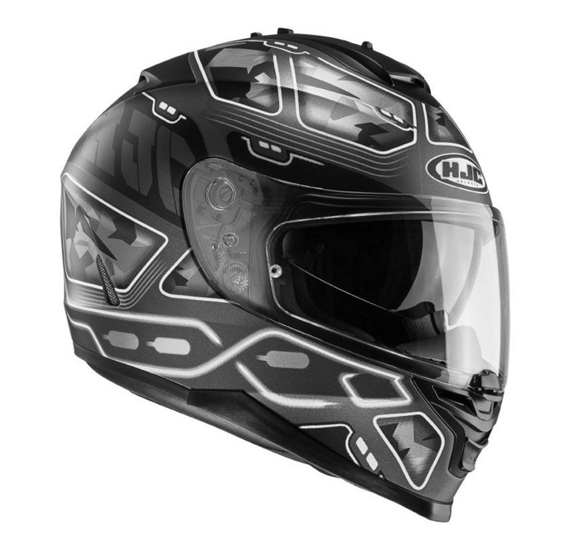 Casque Moto Hjc IS 17 - Uruk