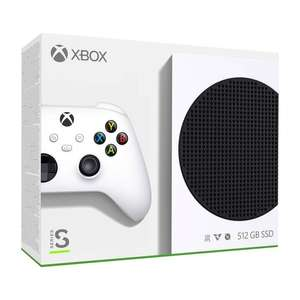 Console Microsoft Xbox Series S - 512 Go (Frontaliers Suisse)
