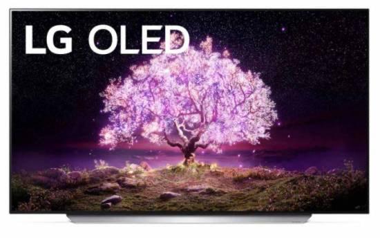 """TV 77"""" LG OLED77C15LA - OLED, 4K UHD, 100 Hz"""