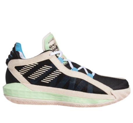 Sélection de chaussures en promotion è Ex : Chaussures Adidas Dame 6 (espace-handball.com)