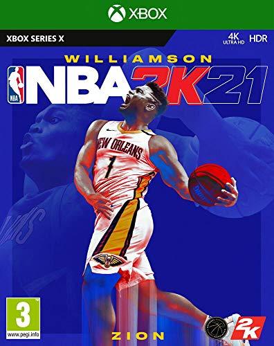 NBA 2K21 sur Xbox Series X