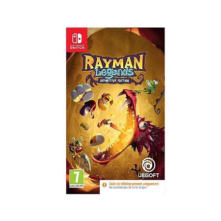 Rayman Legends Definitive Edition sur Nintendo Switch (Dématérialisé)