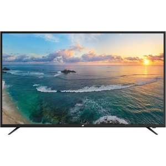 "TV 55"" Continental Edison CELED55UHD21B2 - LED, 4K UHD, 3 HDMI / 2 USB"