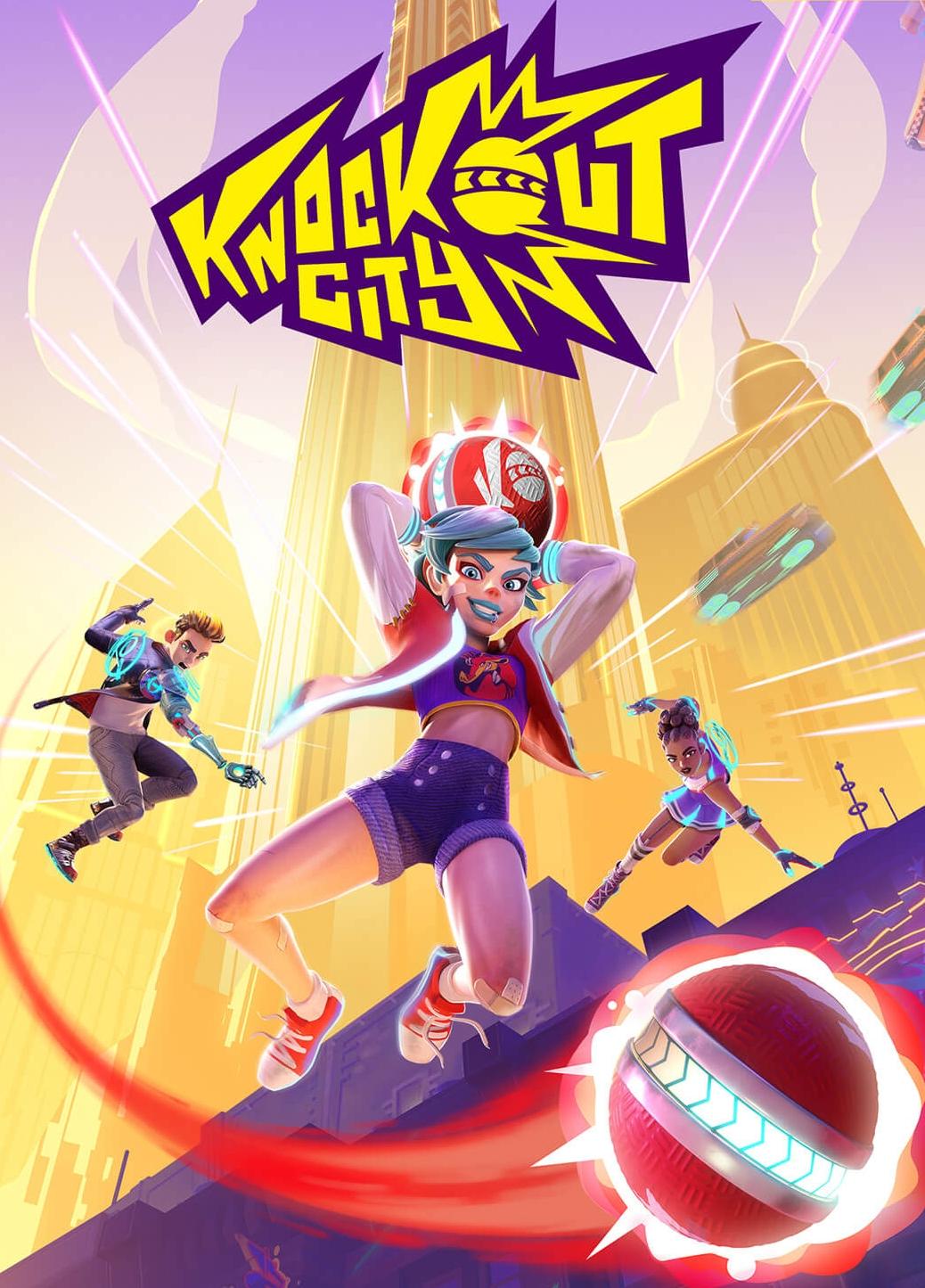 Knockout City sur PC (Dématérialisé)
