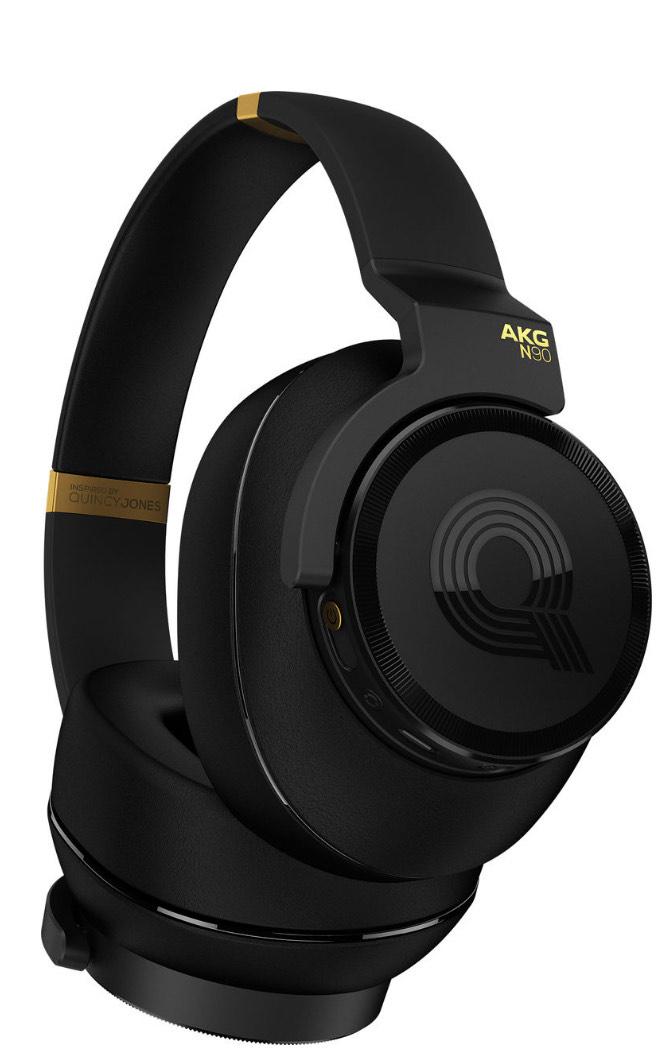 Casque à réduction de bruit AKG N90Q - Noir