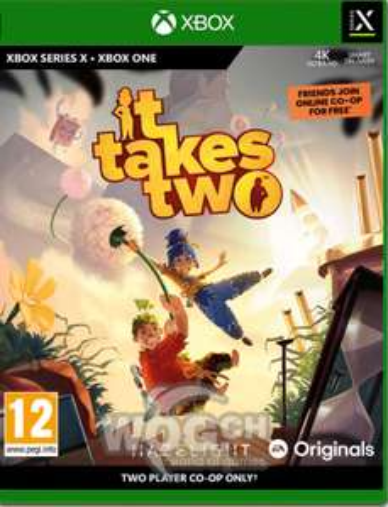 It Takes Two sur Xbox One/Series X ou PS4/PS5