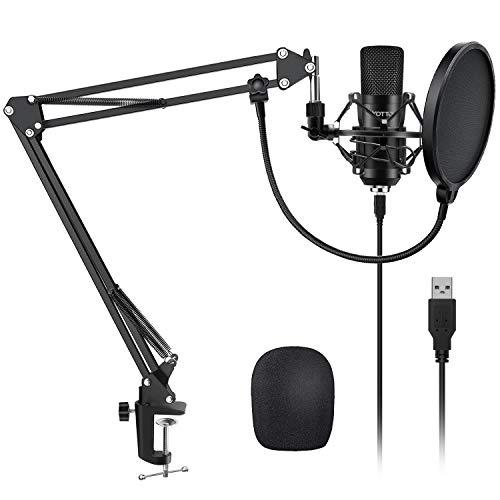 Microphone à condensateur USB Yotto (vendeur tiers)