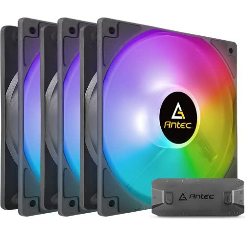 Pack de 3 ventilateurs PC Antec RGB Case - 12 cm (vendeur tiers)
