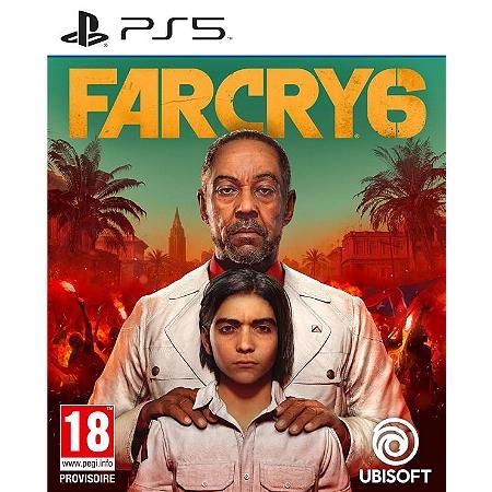 [Précommande] FarCry 6 sur PS5