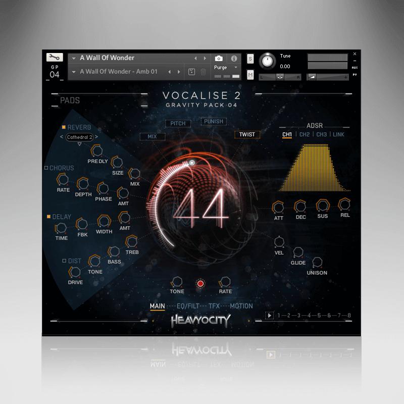 Plugin Audio VST/AU en promotion - Ex: Vocalise 2 (Dématérialisé - heavyocity.com)