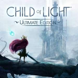 Child of Light Ultimate Edition sur Nintendo Switch (dématérialisé)
