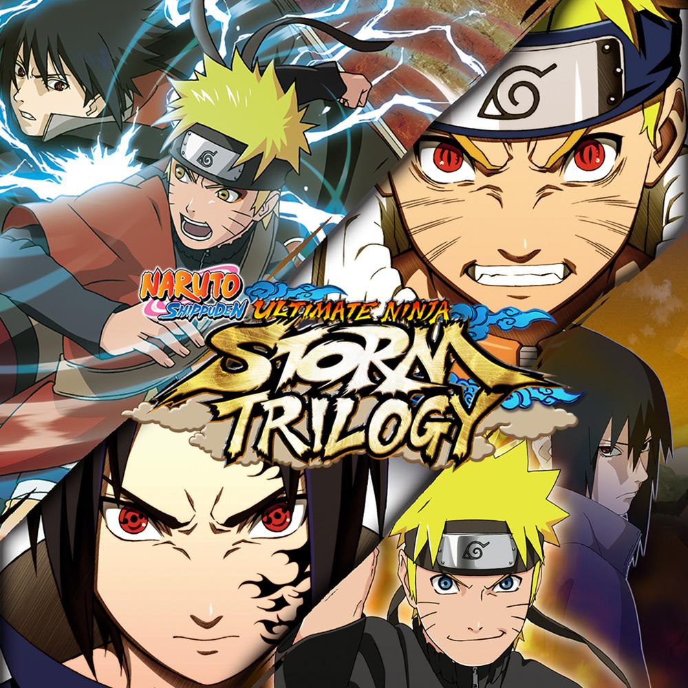 Naruto Shippuden Ultimate Ninja Storm Trilogy sur Nintendo Switch (dématérialisé)