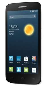 "Smartphone 4.5"" Alcatel Pop 2  8 Go - Blanc"