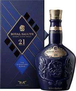 Whisky Royal Salute 21 years old Blended Scotch - 70cl