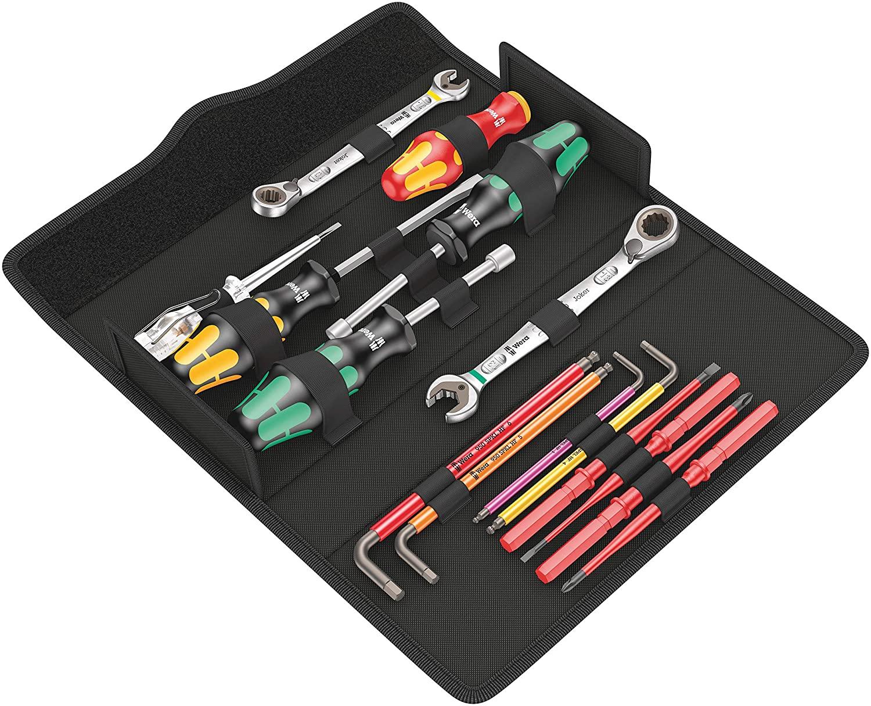 Jeu d'outils chauffage sanitaire Wera Kraftform Kompakt SH 2 (05136026001)