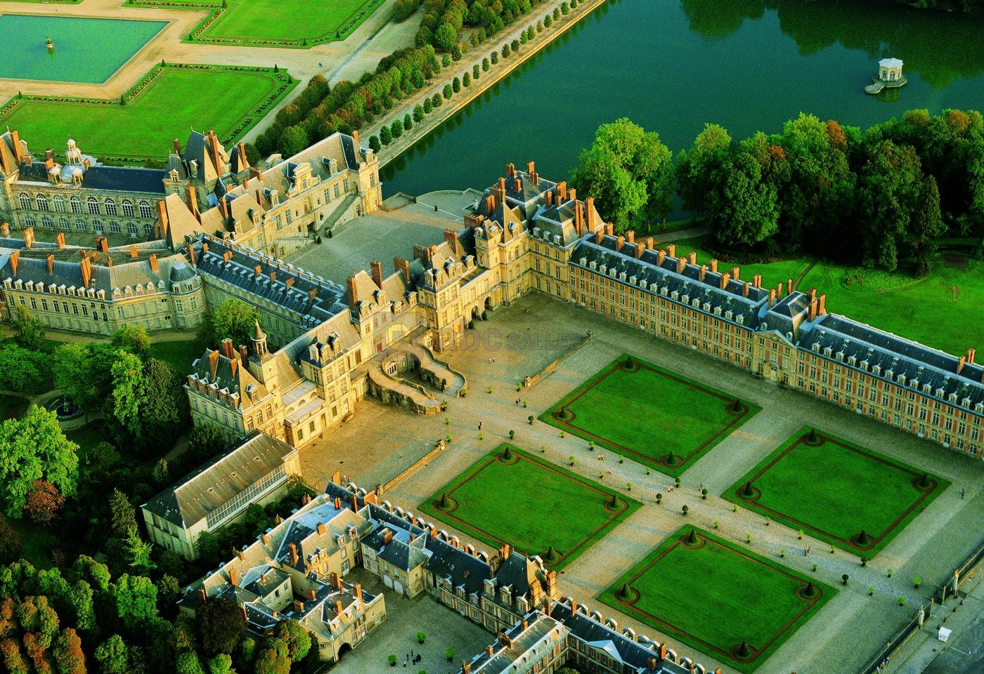 Billet d'entrée à 7€ - Château de Fontainebleau (77)