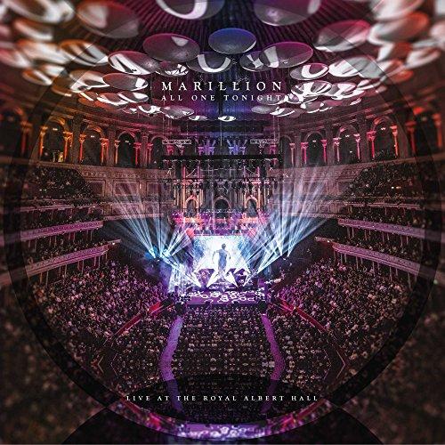 Quadruple Vinyle Marillion - All One Tonight (Live at the Royal Albert Hall)