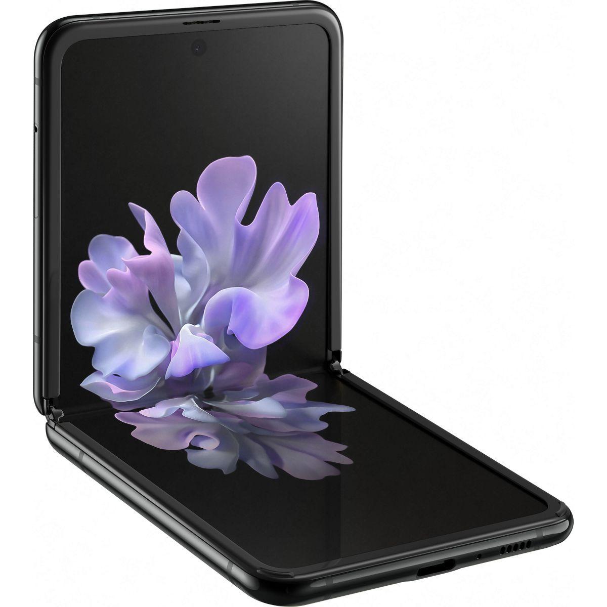 "Smartphone pliable 6.7"" Samsung Galaxy Z Flip - Full HD+, Snapdragon 855+, RAM 8 Go, 256 Go (+ Jusqu'à 127.40€ en Rakuten Points)"