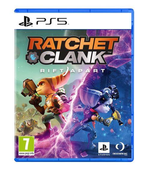 [Précommande / Adhérents] Ratchet & Clank Rift Apart sur PS5 + DLC + Support Smartphone Ratchet et Clank (+15€ sur le compte fidélité)