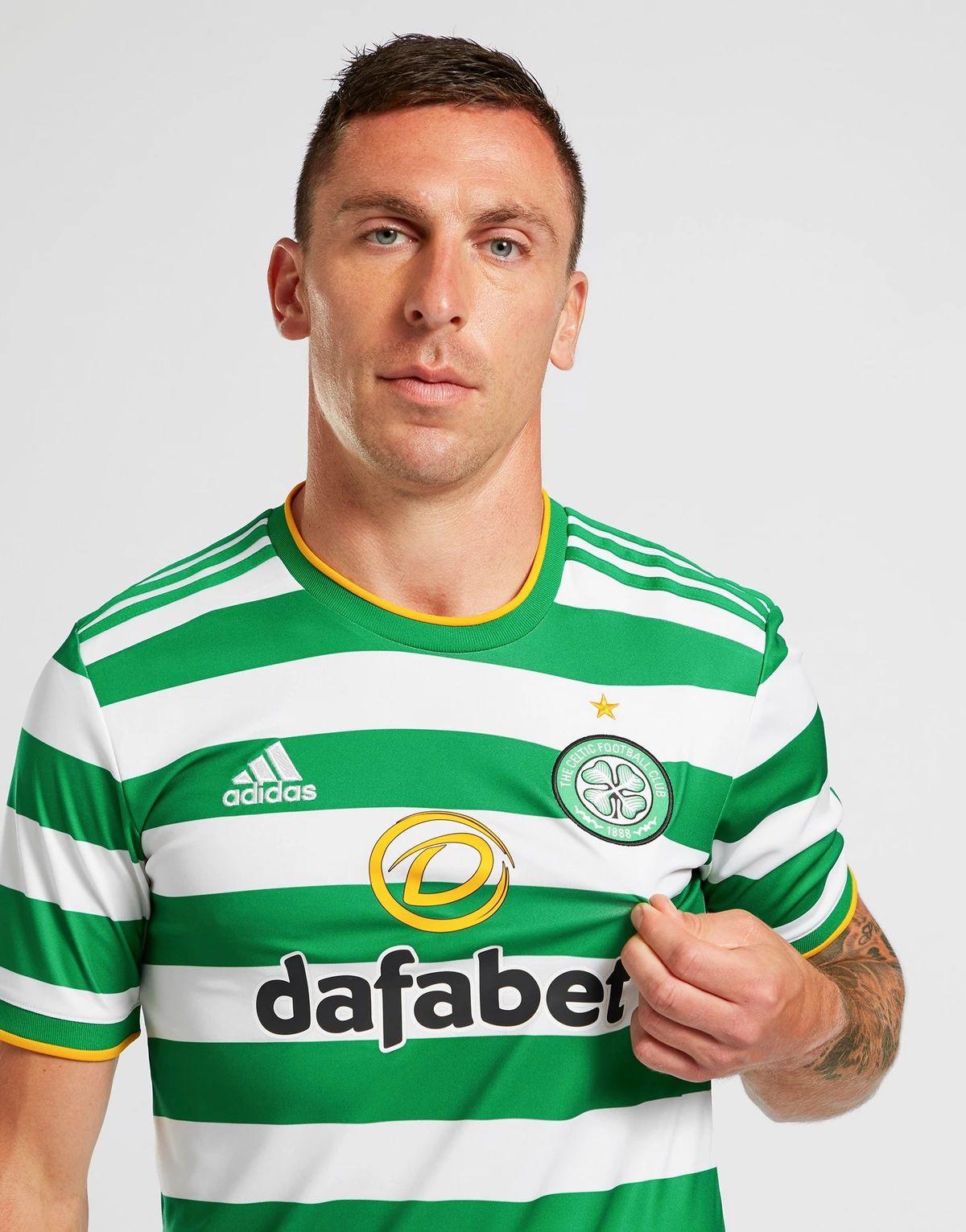Maillot adidas Celtic Glasgow FC 2020/2021 domicile pour Homme - Tailles au choix