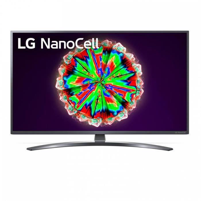 "TV NanoCell 43"" LG 43NANO793NE - 4K UHD, HDR10, Smart TV, 3 x HDMI, 2 x USB"