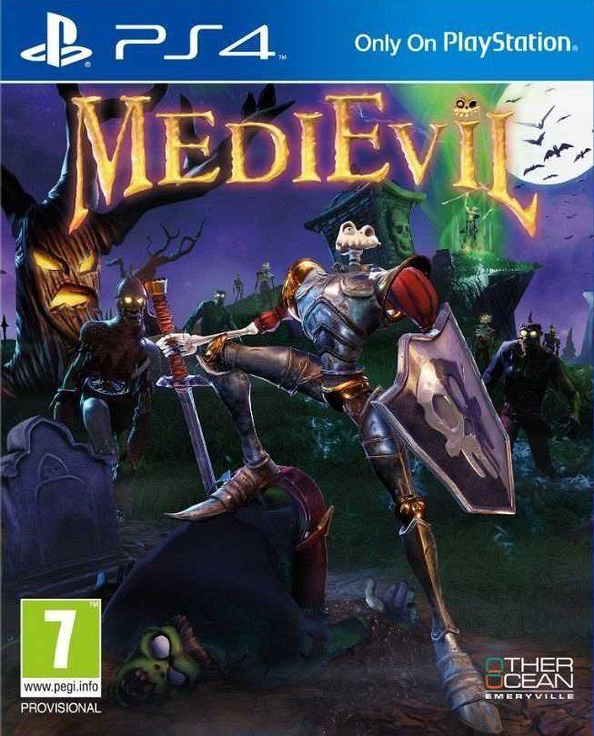 MediEvil sur PS4