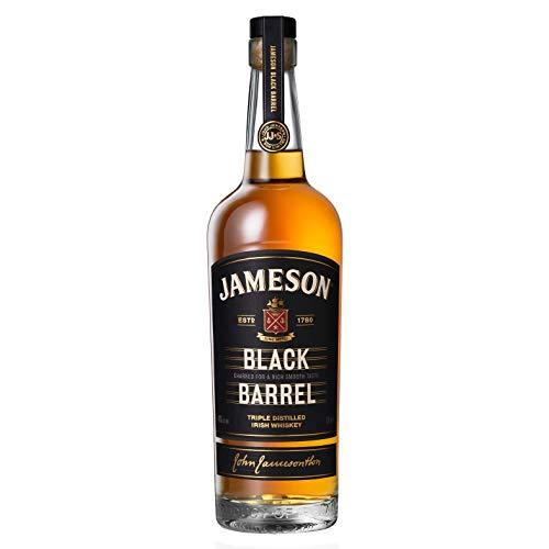 Bouteille de whisky Jameson Black Barrel Triple Distilled Irish - 70 cl