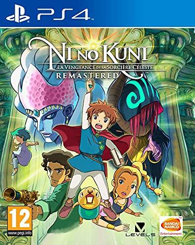 Ni no Kuni : La Vengeance de la Sorcière Céleste Remastered sur PS4 (Vendeur tiers)